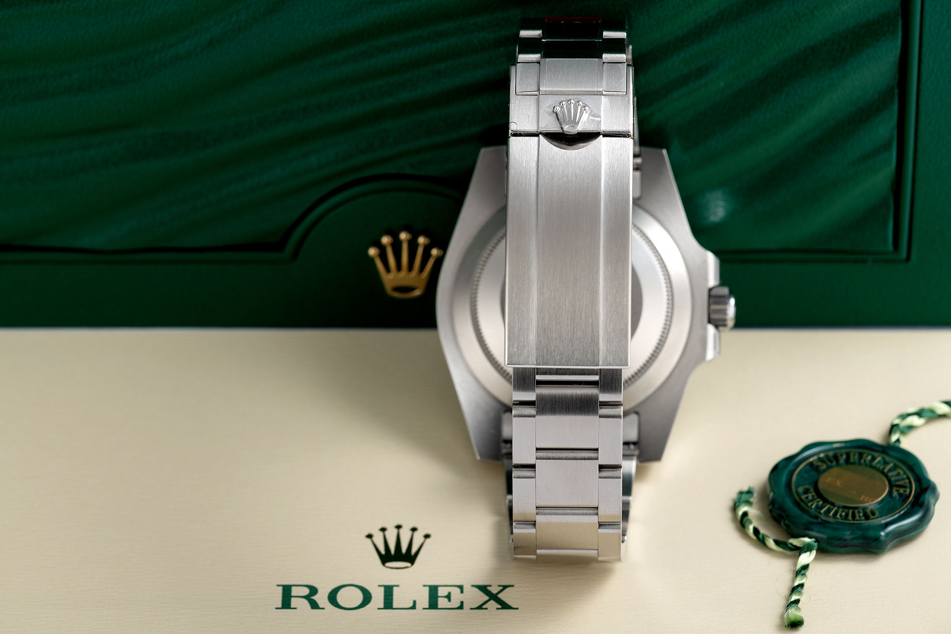 ref 116610LN | '5 Year Rolex Warranty' | Rolex Submariner Date