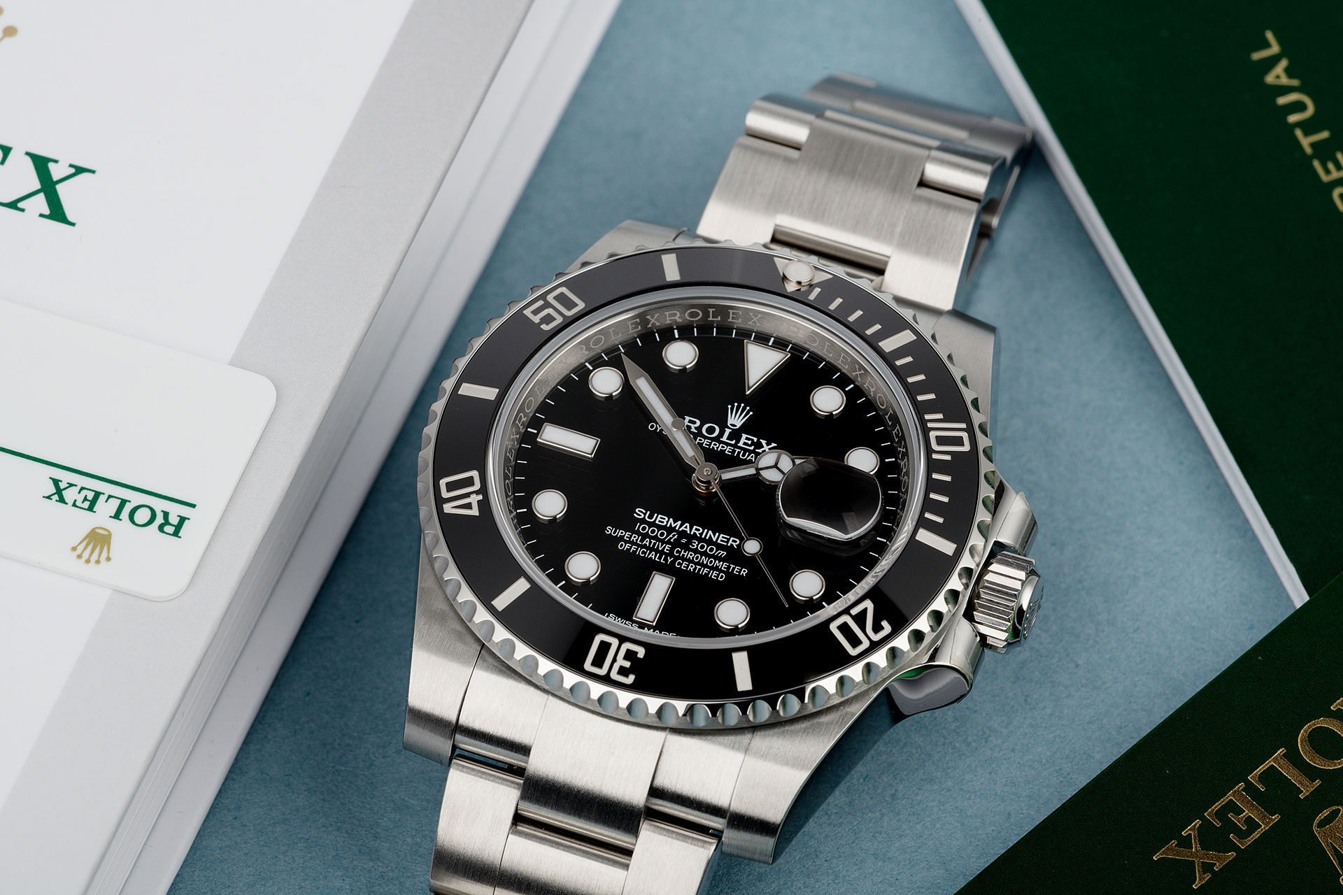 ref 116610LN | '5 Year Warranty' | Rolex Submariner Date