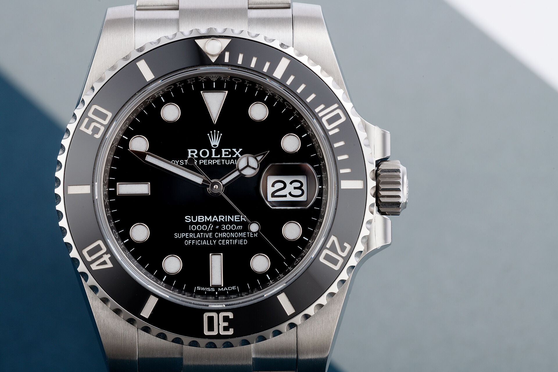 ref 116610LN | 5 Year Warranty | Rolex Submariner Date