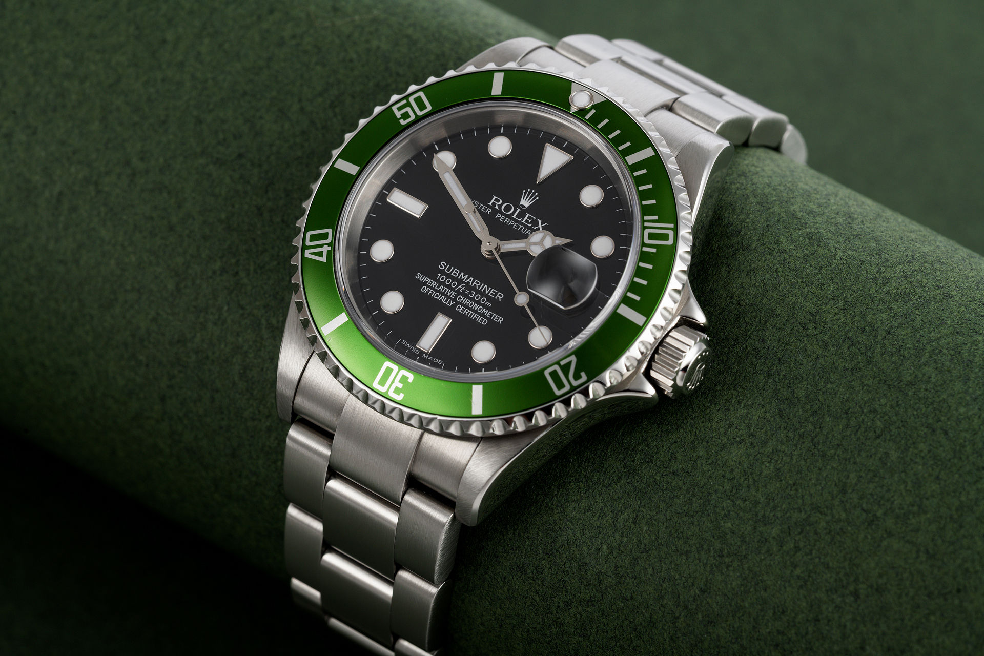ref 16610LV | 50th Anniversary 'Full Set' | Rolex Submariner Date