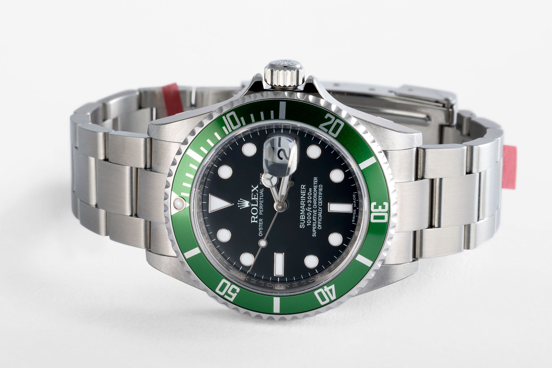 ref 16610LV | 50th Anniversary 'New Old Stock' | Rolex Submariner Date
