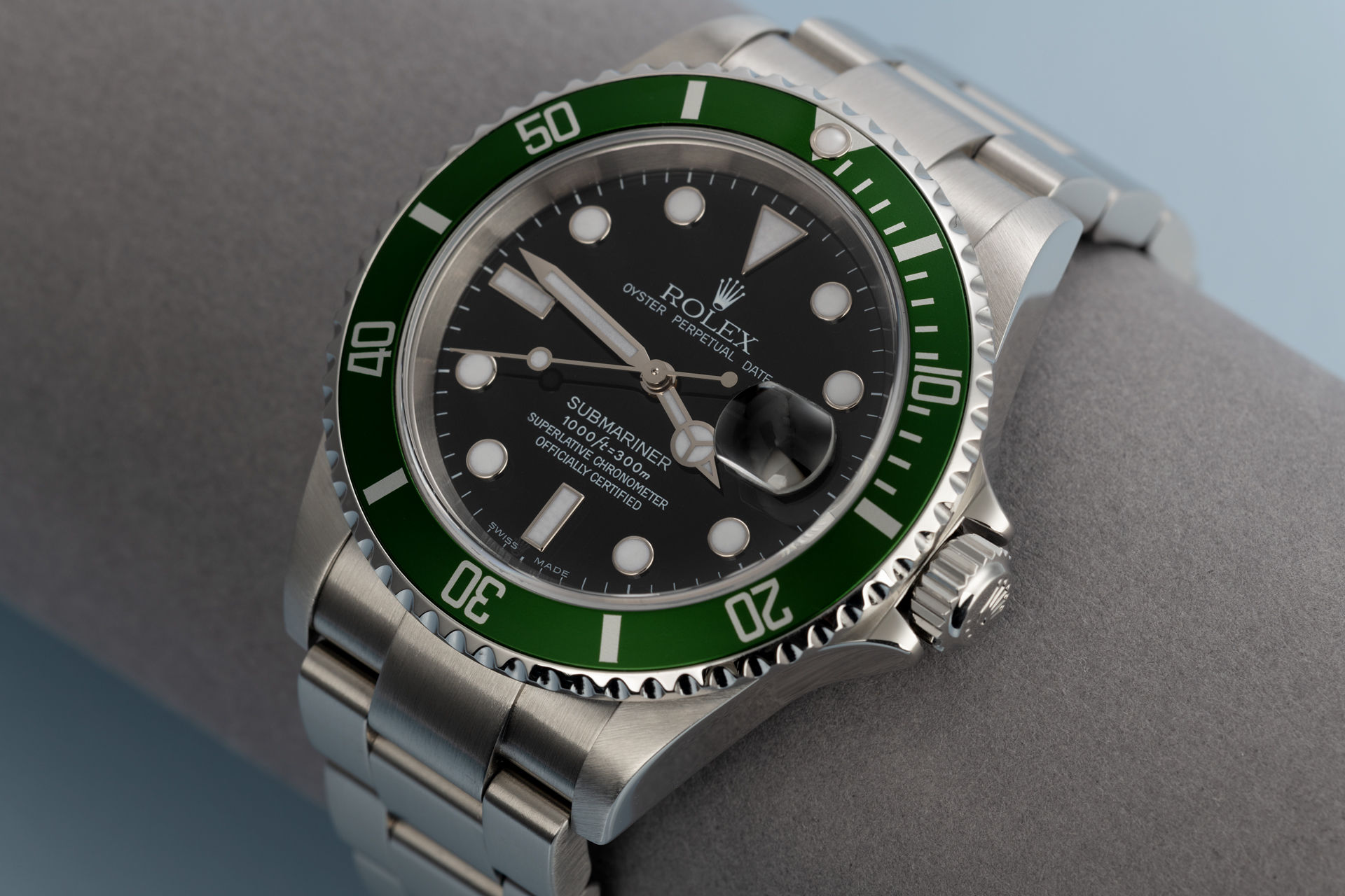ref 16610LV | Rare First Series 'F49' | Rolex Submariner Date