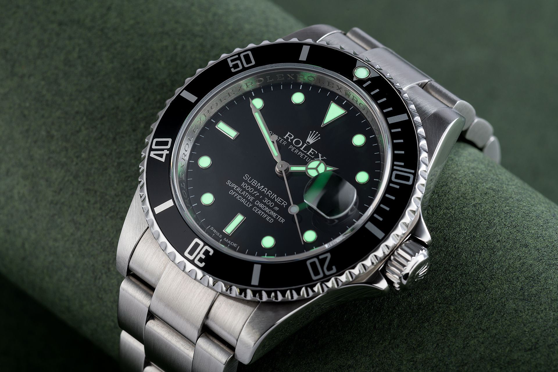 ref 16610 | Extremely Rare 'Final Batch' | Rolex Submariner Date