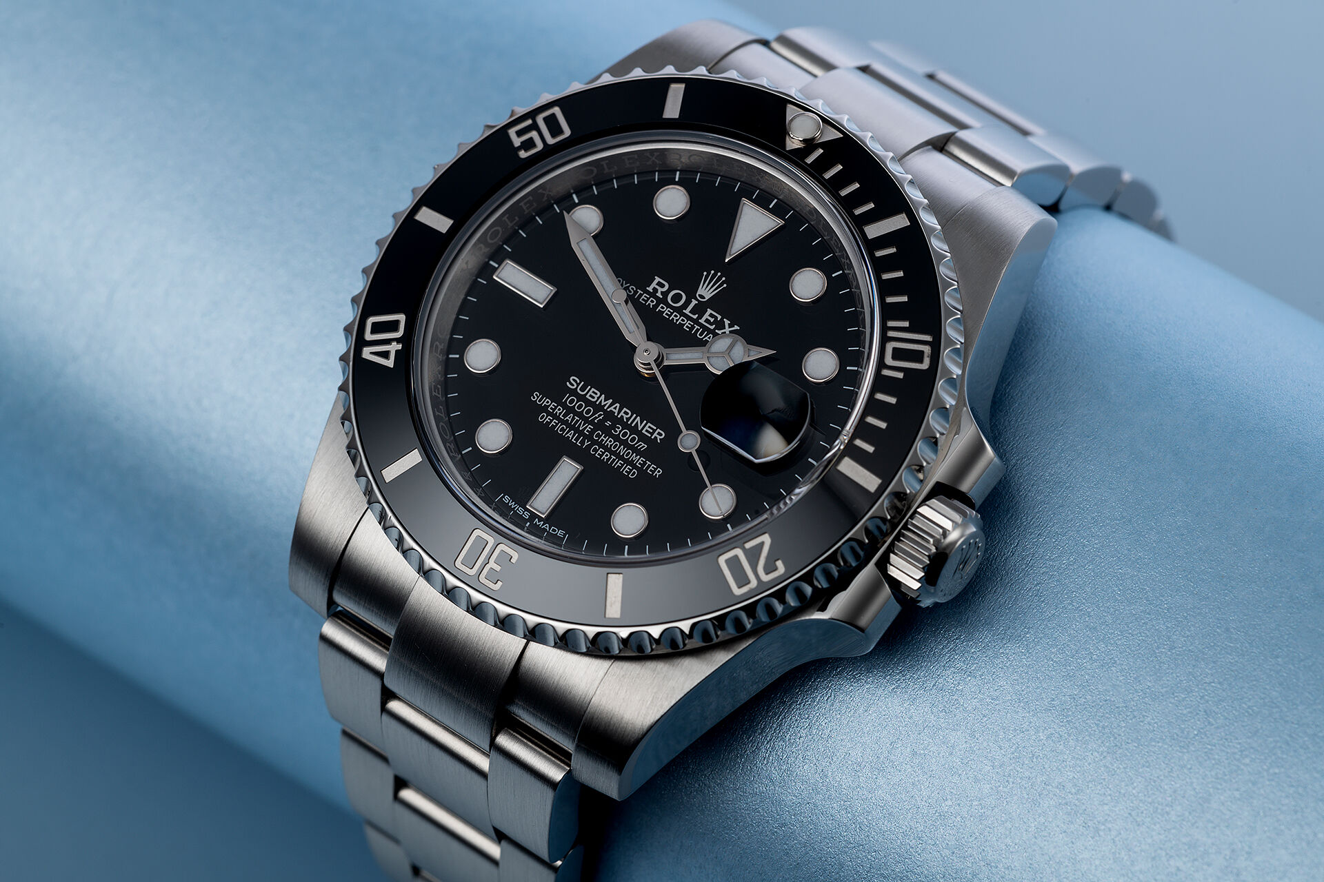 ref 116610LN | Rolex Warranty to Dec 2023 | Rolex Submariner Date