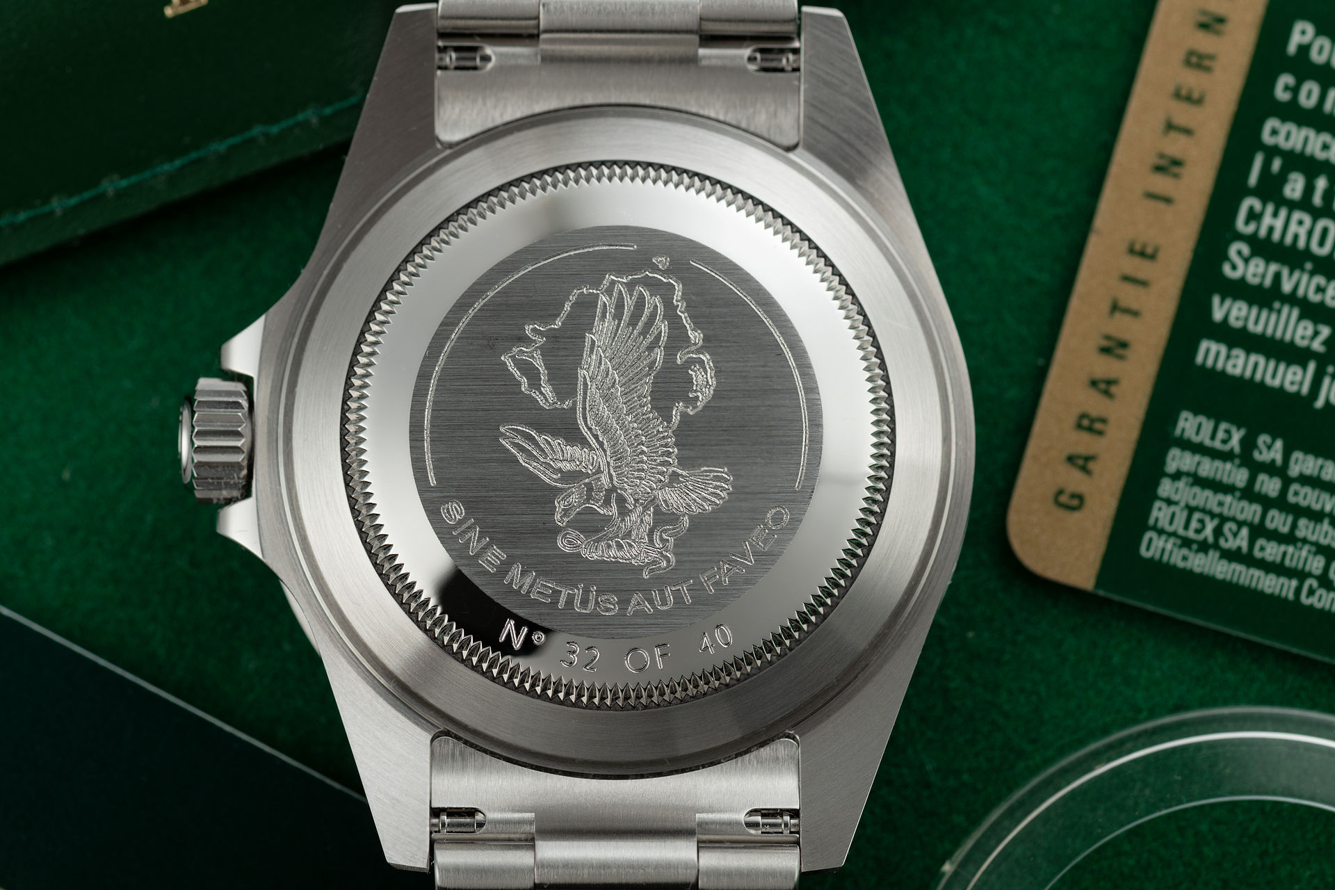 ref 16610 | Special Edition 'One of 40' | Rolex Submariner Date