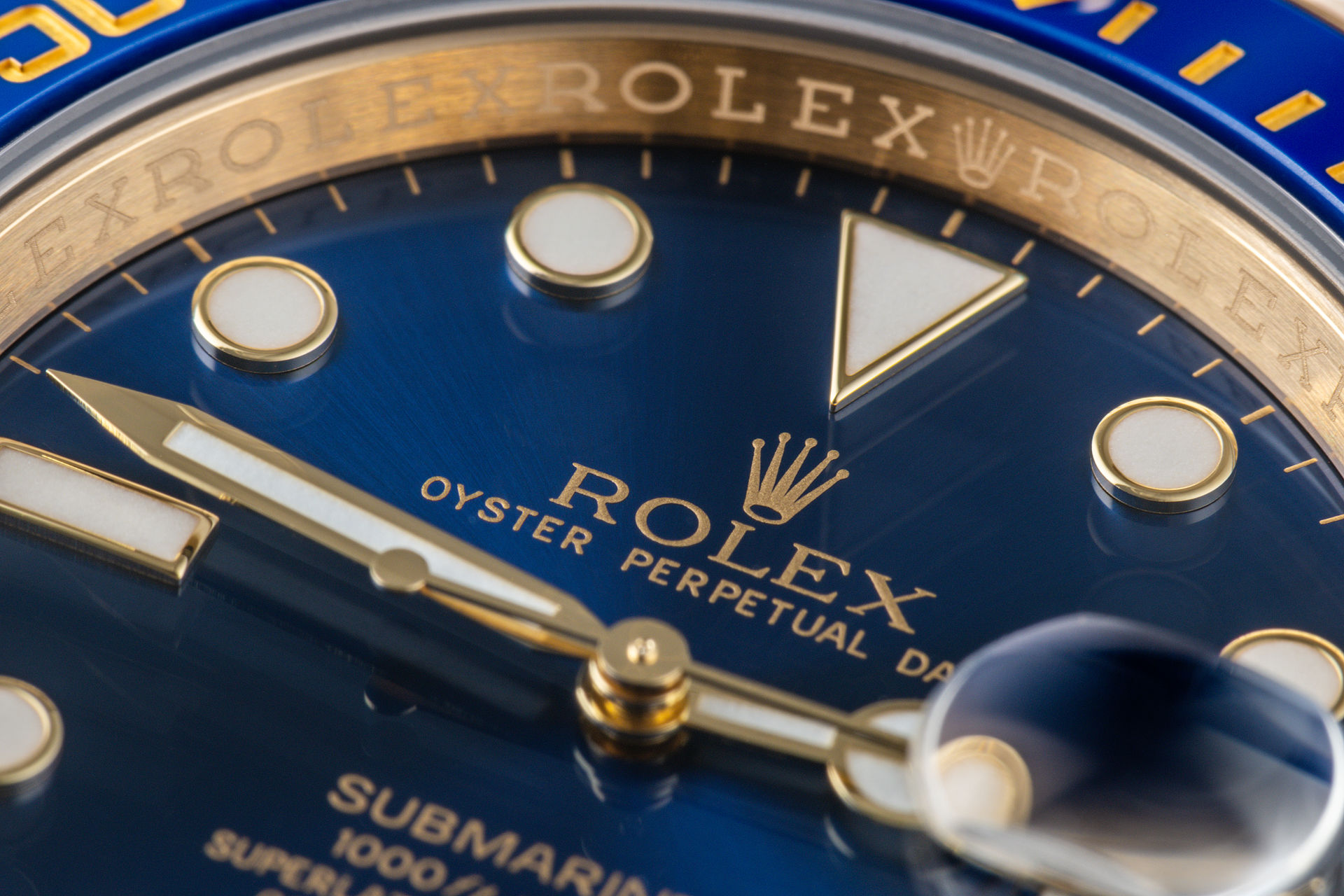 ref 116618LB | Unworn 'Rolex 5 Year Warranty' | Rolex Submariner Date