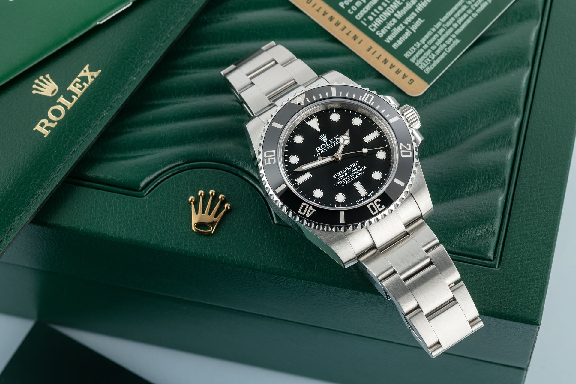 "Full Set ""Ceramic Bezel"" 