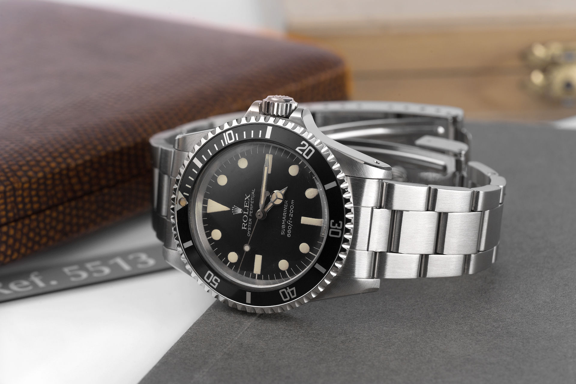 "Plexiglas ""Exceptional Example""  