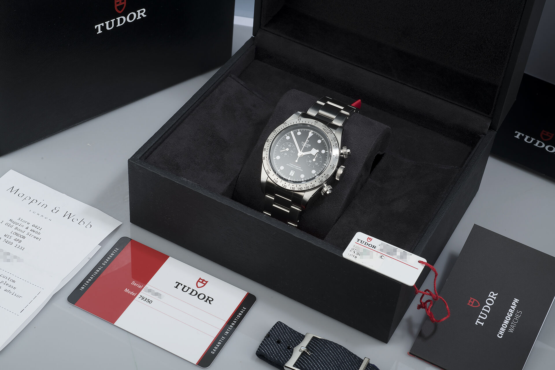 ref 79350 | 'Brand New - 5 Year Warranty' | Tudor Black Bay