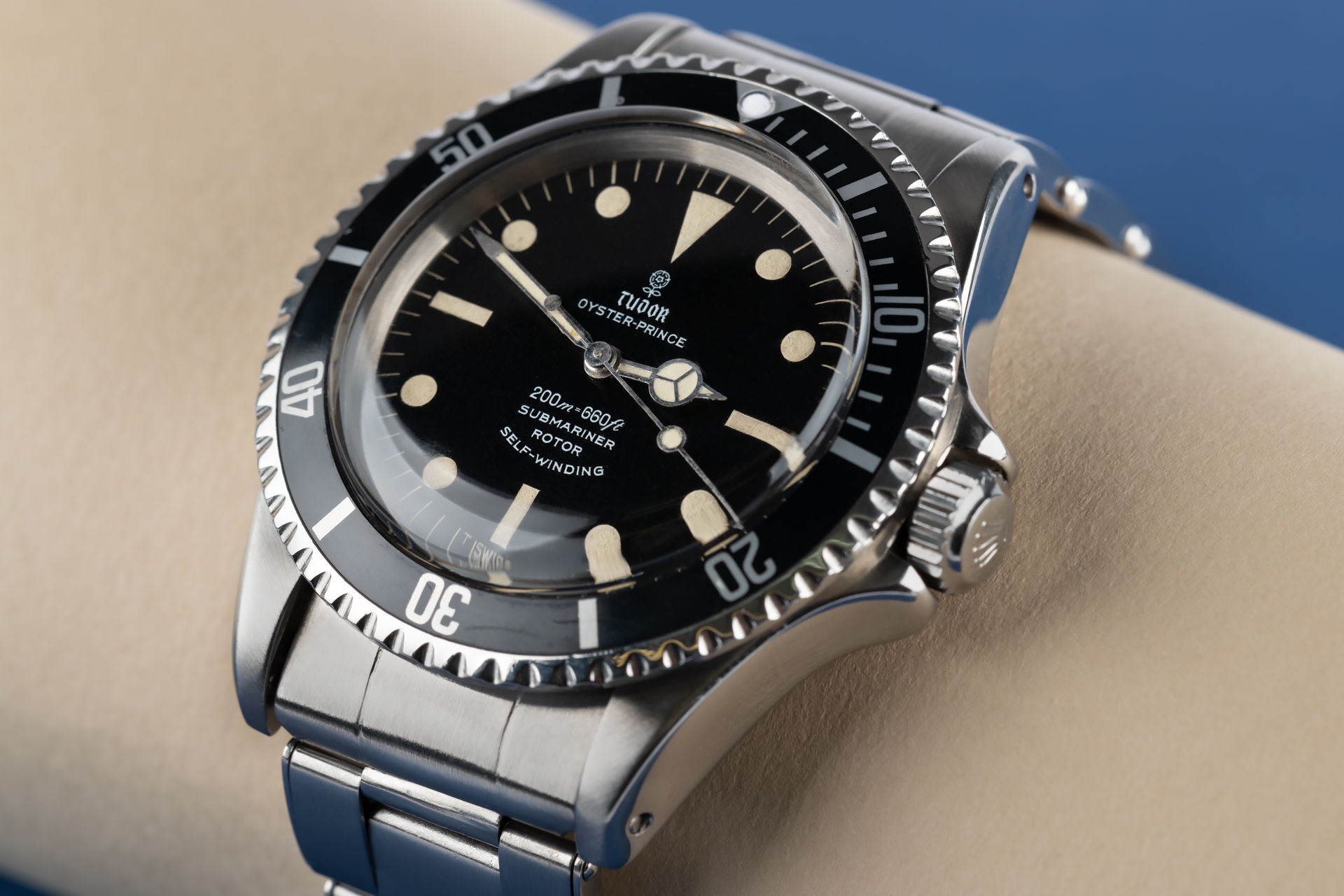ref 7928/0 | 'Open Track' One Year Only | Tudor Submariner