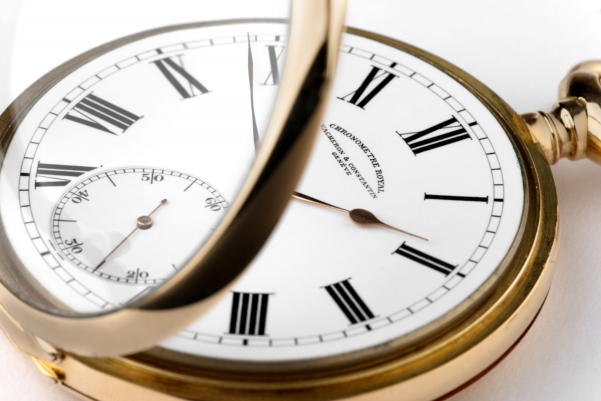 | 'Enamel Dial' | Vacheron Constantin Chronometre Royal