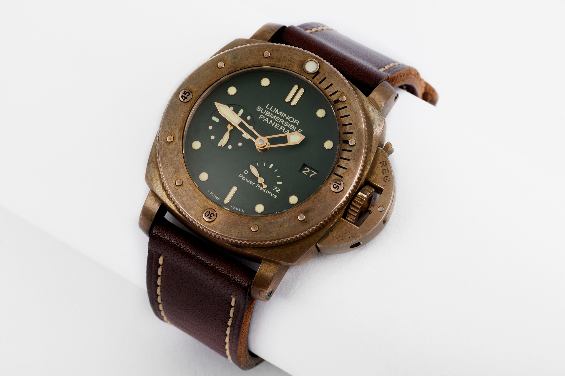 Let Our Submersible Watch