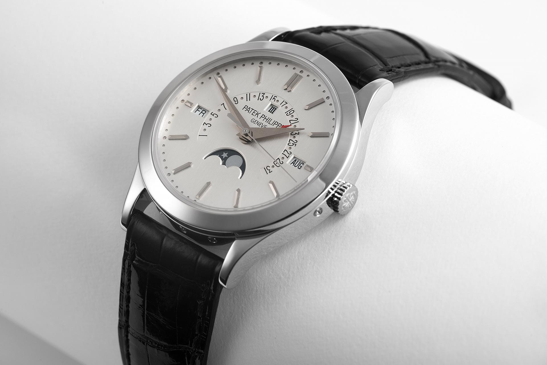 Patek Philippe Perpetual Calendar Watches   ref 5496P-001 ...