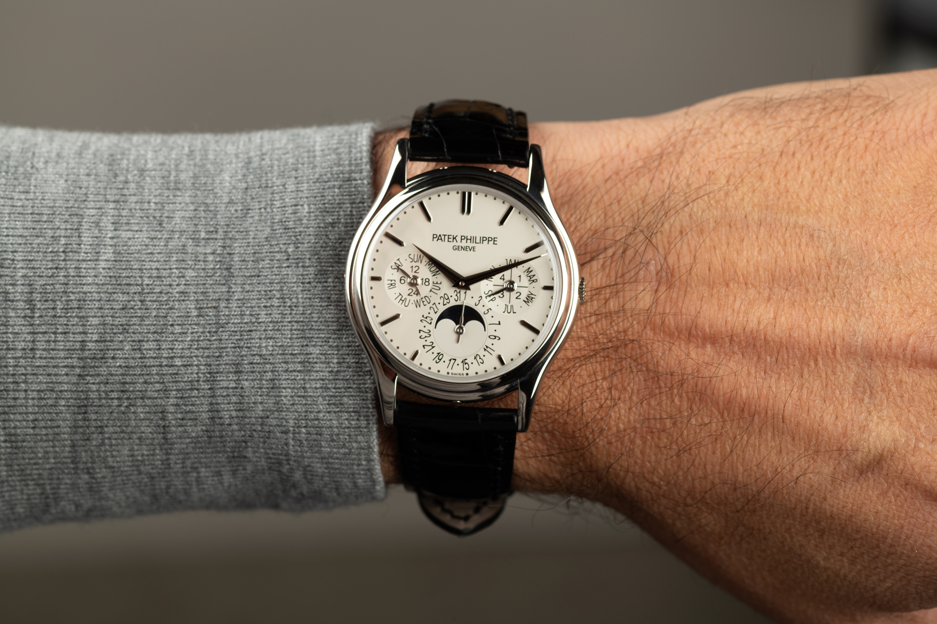 Patek Philippe Perpetual Calendar Watches