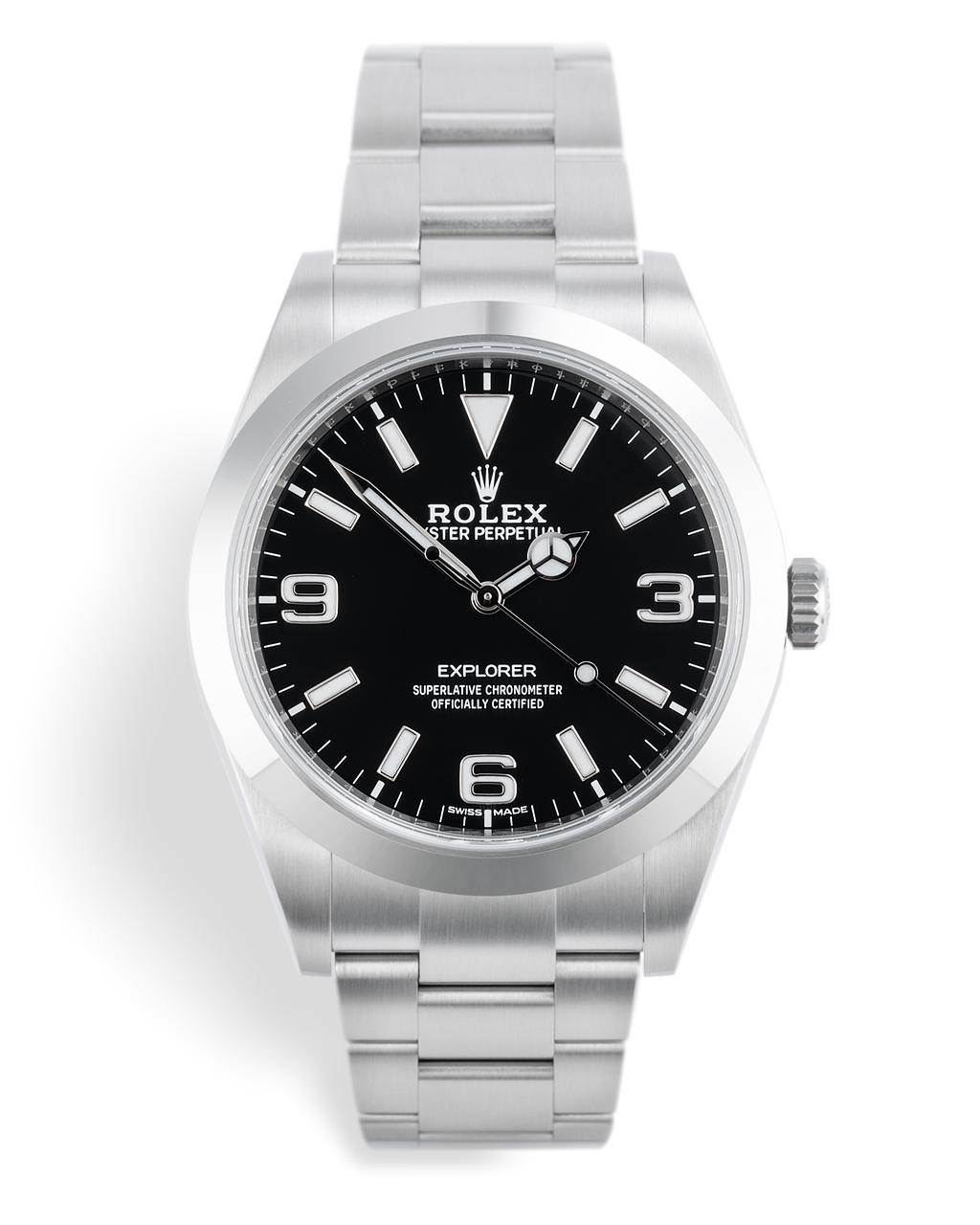 Rolex Explorer Watches | ref 214270 | Brand New '5 Year