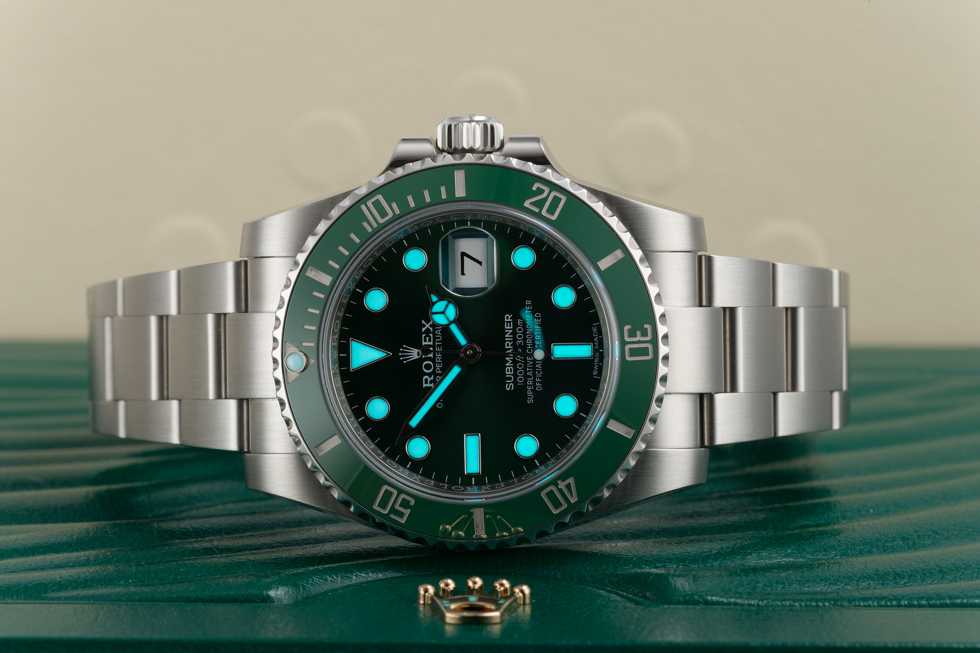 Rolex Submariner Date Watches Ref 116610lv 5 Year