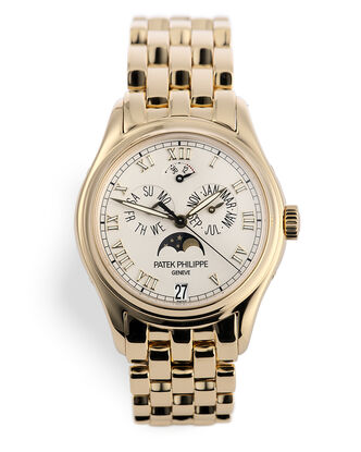 ref 5036/1J | Under Service Warranty to 2022 | Patek Philippe Annual Calendar