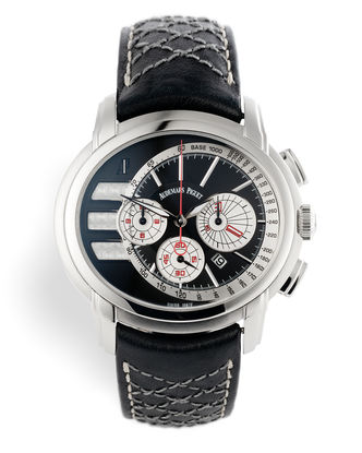 ref 26142ST.OO.D001VE.01 | Limited Edition 'Full Set' | Audemars Piguet Millenary Tour Auto