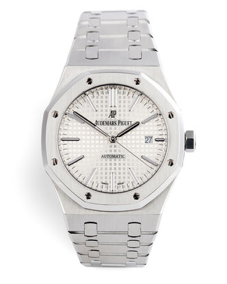 ref 15400ST.OO.1220ST.02 | Box & Certificate  | Audemars Piguet Royal Oak