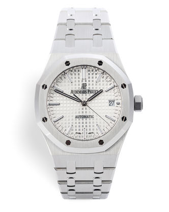 ref 15450ST.OO.1256.01 | 2 Year AP Warranty | Audemars Piguet Royal Oak