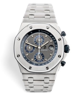 ref 2572TI.OO.1000TI.01 | 42mm 'Box & Certificate' | Audemars Piguet Royal Oak Offshore