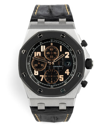 ref 26298SK.OO.D101CR.01 | One of 250 Limited Edition 'La Boutique' | Audemars Piguet Royal Oak Offshore 57th Street