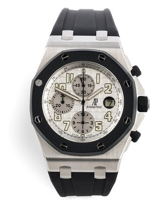 ref 25940SK.OO.D002CA.02.A | Full Set 'Rubber Clad' | Audemars Piguet Royal Oak Offshore