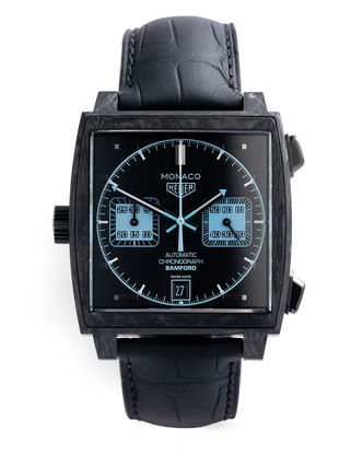 ref CAW2190 | Carbon Fibre 'Limited Edition'  | Tag Heuer Tag Heuer Monaco