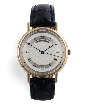 ref 5930BA/12/986 | Yellow Gold - Self-Winding | Breguet Classique