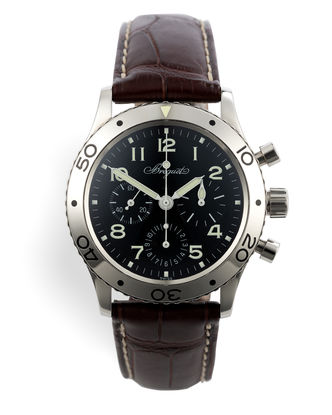 ref 3800 | 'Flyback Chronograph' | Breguet Type XX