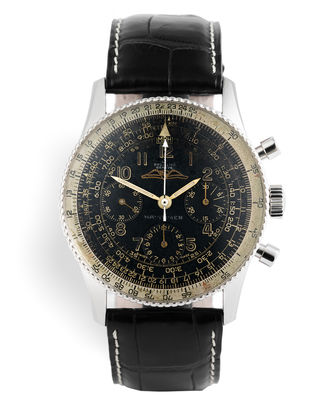 ref 806 | Early 'All Black' Dial | Breitling Navitimer