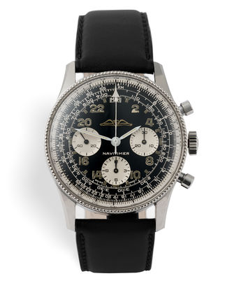 ref 809 | Early 'AOPA' Dial | Breitling Navitimer