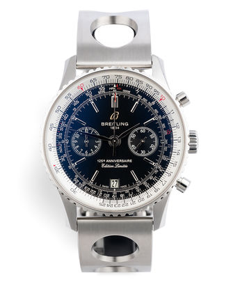 ref A2632213 | Limited Edition 'Complete Set' | Breitling Navitimer