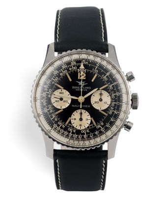 ref 806 | Twin Planes 'Beautiful Example' | Breitling Navitimer