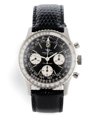 ref 806 | 'Twin Planes' | Breitling Navitimer