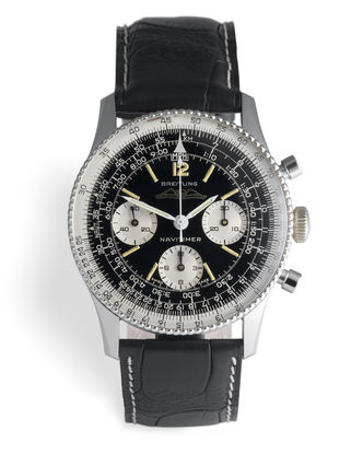 ref 806 | Full Set - One Year Only | Breitling Navitimer