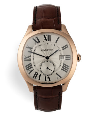 ref WGNM0003 | Cartier Warranty to 2020 | Cartier Drive De Cartier