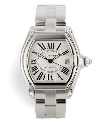 ref 2510 | Box & Papers | Cartier Roadster