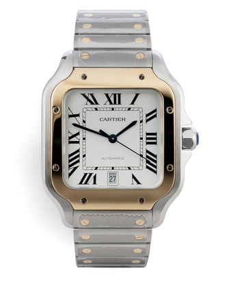 ref W2SA0006 | Brand New & Fully Stickered | Cartier Santos