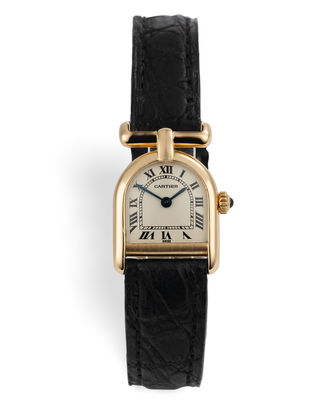 Vintage model  | ref Unknown (Cartier Stirrup Watch) | Cartier Stirrup