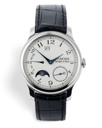 | 'Platinum Moonphase' | F. P. Journe Octa Lune