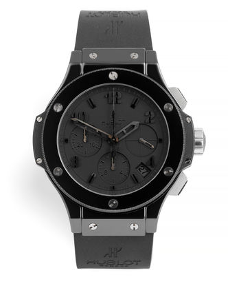 ref 341.CX.134.RX | 41mm 'Limited Edition' | Hublot Big Bang All Black
