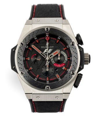 ref 703.ZM.1123.NR.FMO10 | 'Zirconium Model' Limited Edition | Hublot King Power F1
