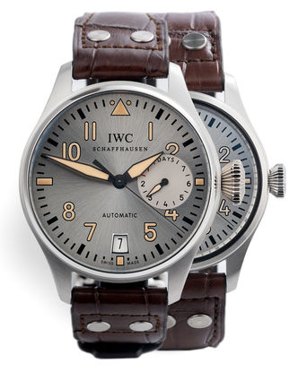 ref IW500413 | Special Edition 'Box & Papers' | IWC Father & Son Pilots Set