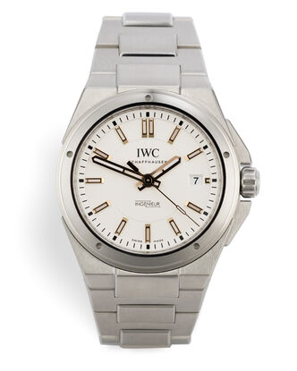 ref IW323906 | Steel '40mm' | IWC Ingenieur