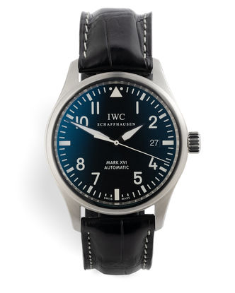 ref IW325501 | Box & Papers | IWC Mark XVI