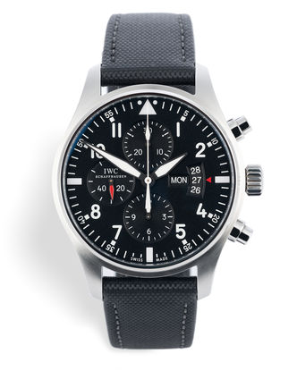 ref IW377701 | 43mm 'Box & Certificate' | IWC Pilot's Chronograph