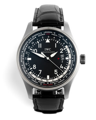 ref IW326201 | Full Set 'World Time' | IWC Pilot's Watch