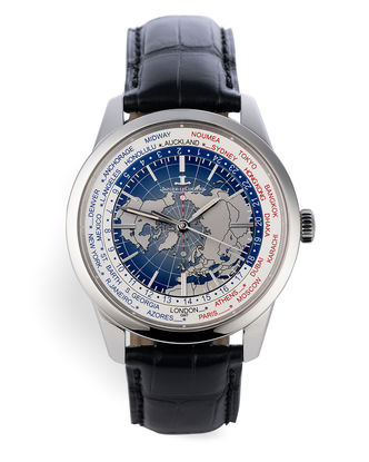 ref Q8108420 | 'True Second' Full Set | Jaeger-leCoultre Geophysic Universal Time