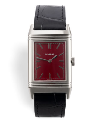ref 277.8.62 | Special Edition | Jaeger-leCoultre Grande Reverso Special Edition Rouge Tribute 1931
